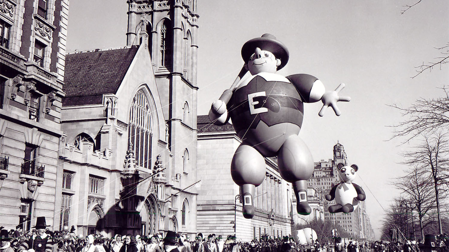 Pilgrim balloon, 1946