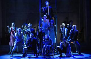 Deaf West Theatre's Spring Awakening
