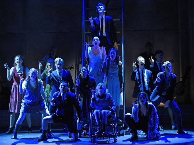 Deaf West Theatre's Spring Awakening