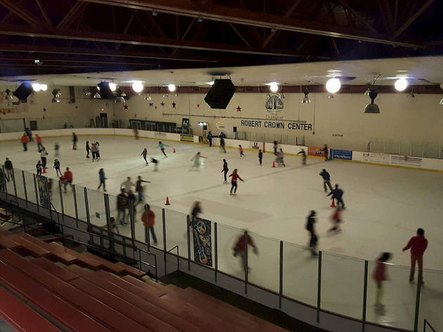 Robert Crown Community Center Ice Rink