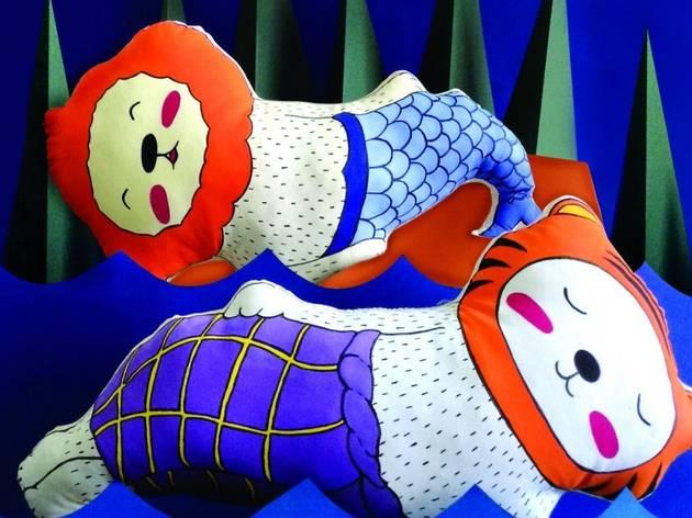 Bazaar Next Door: Art For Grabs + Singapore Makers Association