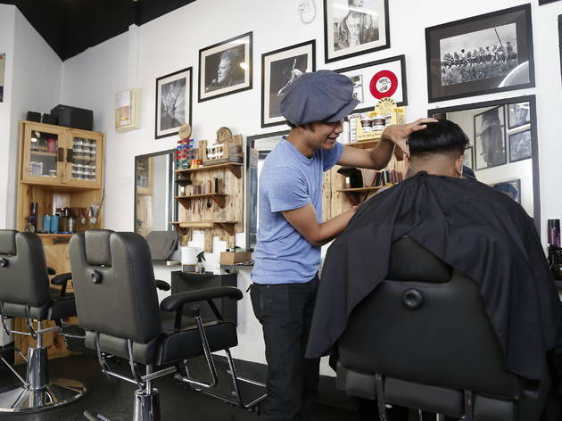 The best barbershops in KL