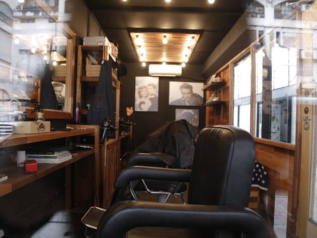 Nimroc barbershop