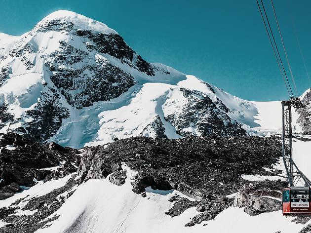 Matterhorn Glacier Express