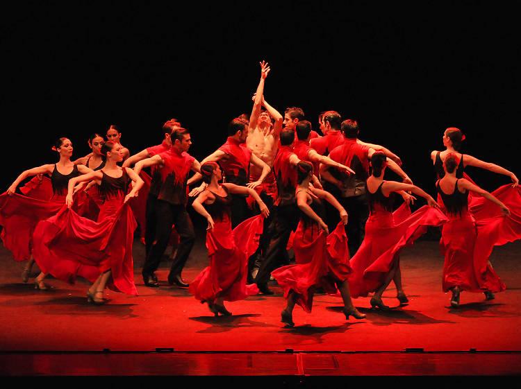 スペイン国立バレエ団、大盛況のうちに幕を閉じたAプロをレポート