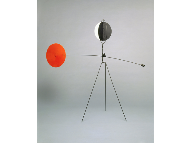 (Alexander Calder: 'Red and Yellow Vane', 1934. © Calder Foundation New York/DACS London)