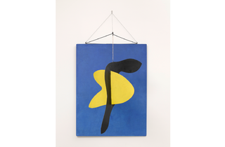 (Alexander Calder: 'Blue Panel', 1936. © Calder Foundation New York/DACS London)