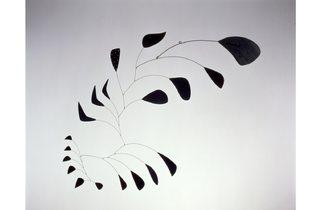 (Alexander Calder: 'Vertical Foliage', 1941. © Calder Foundation New York/DACS London)