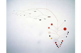 (Alexander Calder: 'Gamma', 1947. © Calder Foundation, New York/DACS London)