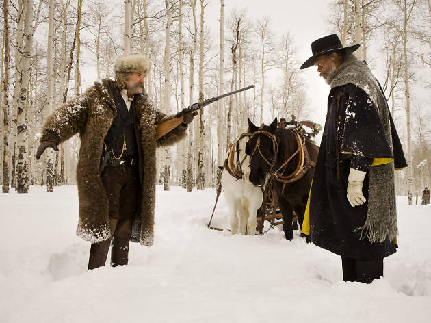 oscars 2016 predictions, hateful eight