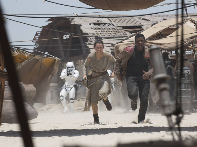 Oscars 2016 predictions, star wars the force awakens