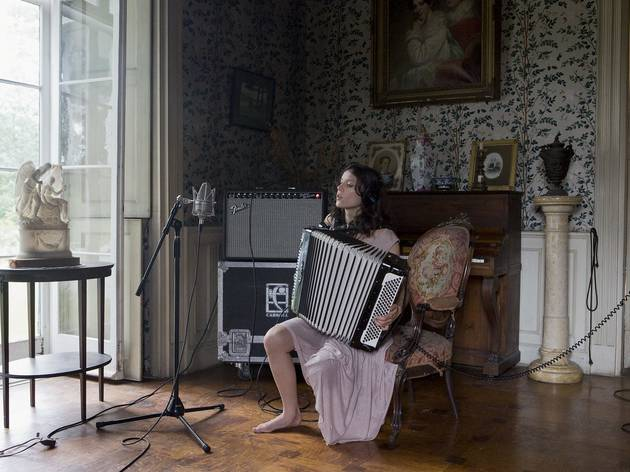 (Still from 'The Visitors'. Courtesy Ragnar Kjartansson. Photo: Elisabet Davids)