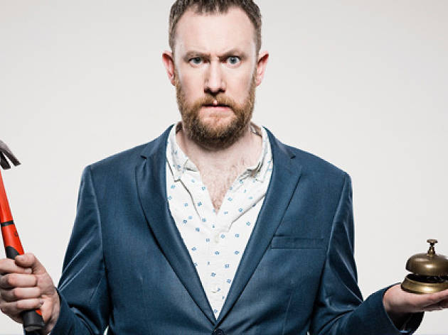 Alex Horne's 'Monsieur Butterfly'