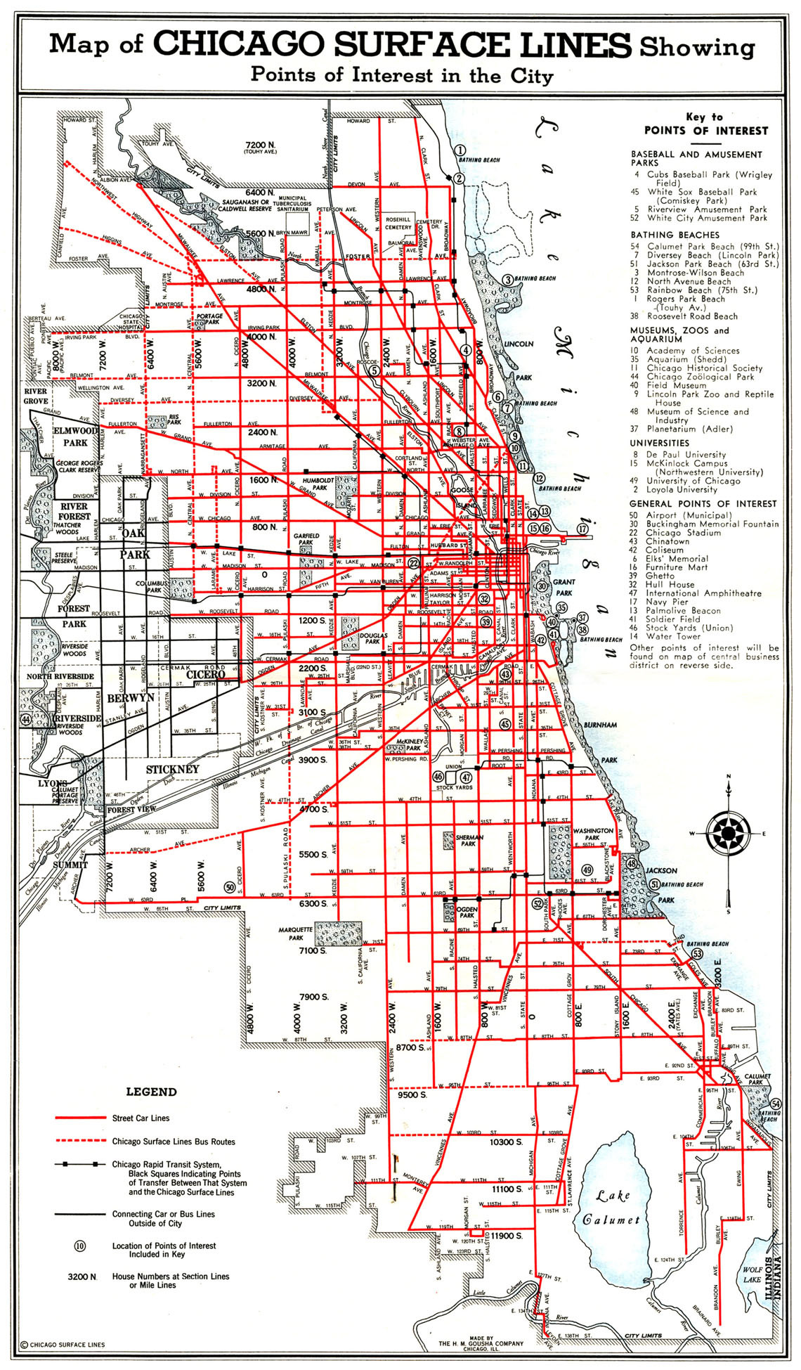 Maps To Help You Be A Better Chicagoan - Chicago map safety