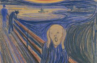 The Scream (recto)