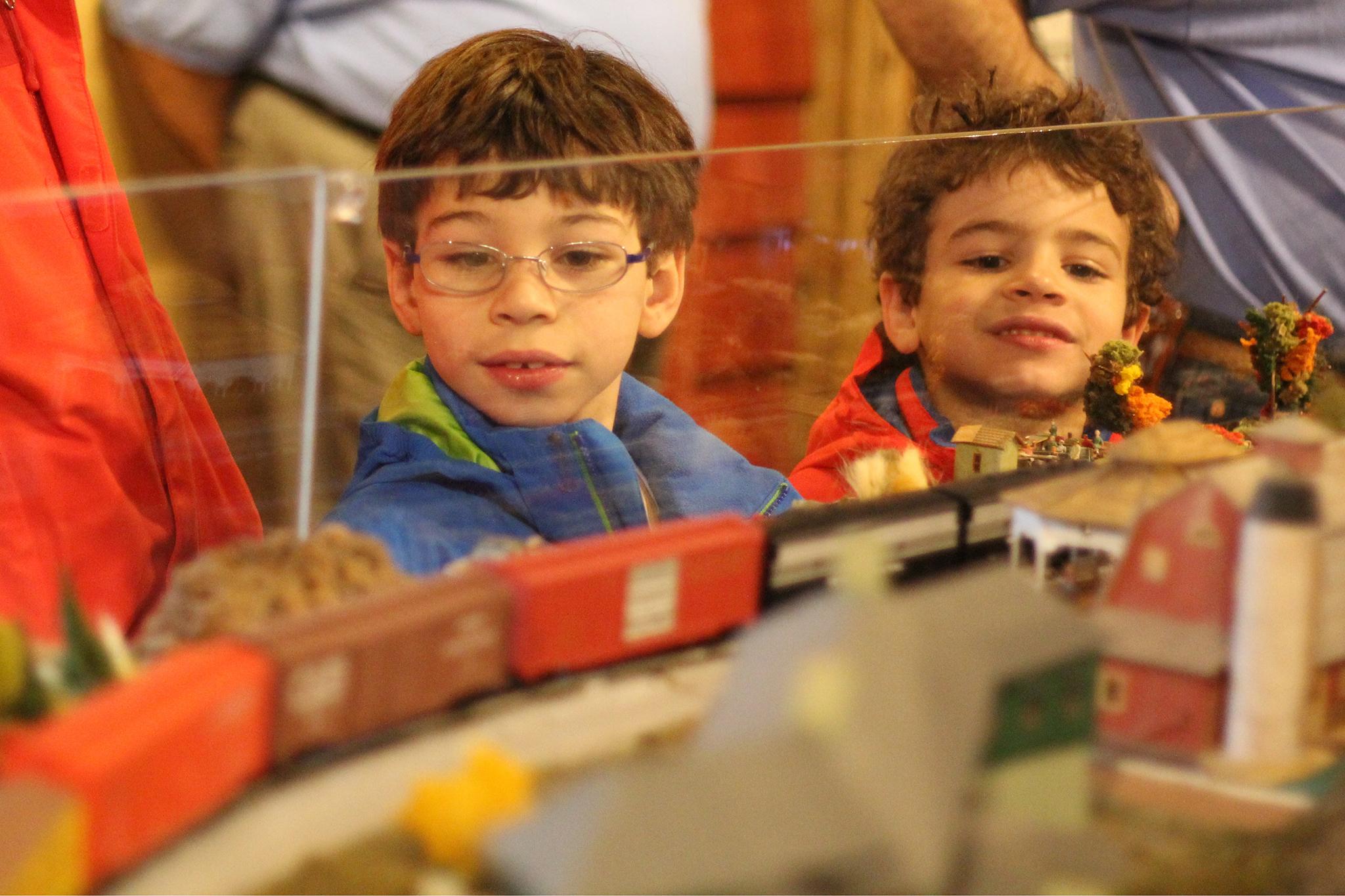 Greenburgh Nature Center Holiday Train Show