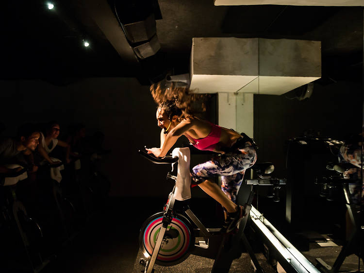 Spinning: Síclo