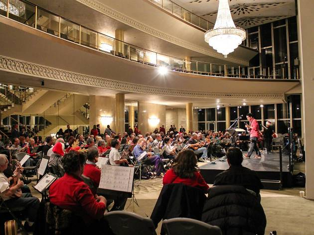 Ukulele Christmas Orchestra