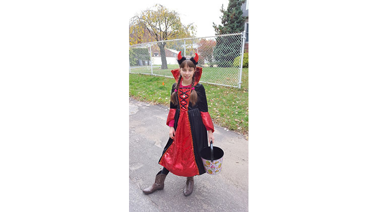 Alyssa (10), Staten Island