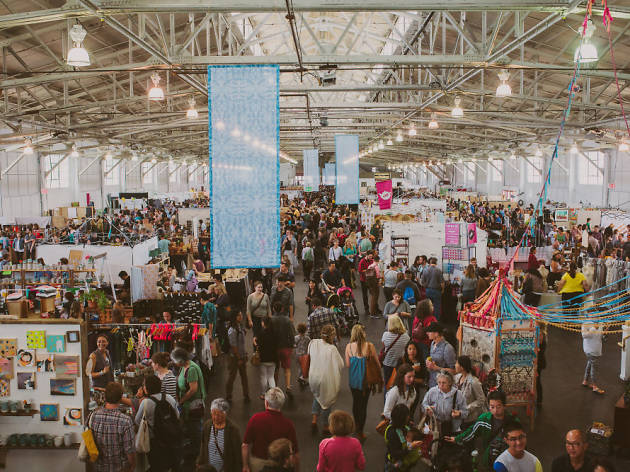 The best craft fairs in San Francisco