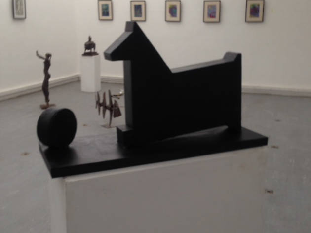 Art and Sculpture at Lionel Wendt