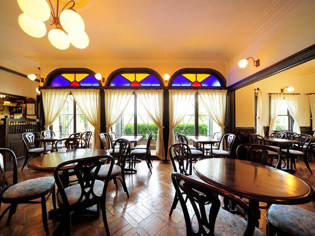 山手十番館 レストラン&カフェ
