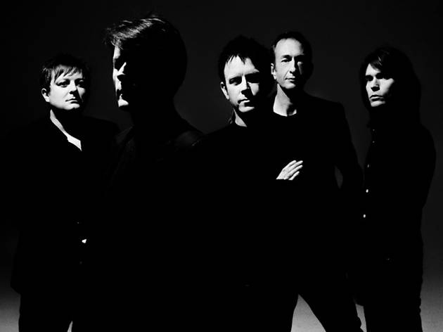 Time Out interview Suede about playing Glastonbury and writing new material