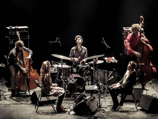 Gaspar Claus + Motus + Cabaret Contemporain