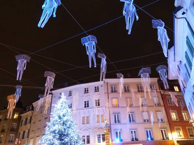 Lausanne Lumieres