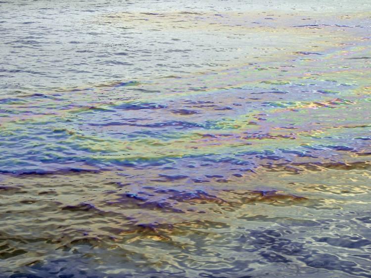 El petroli marí