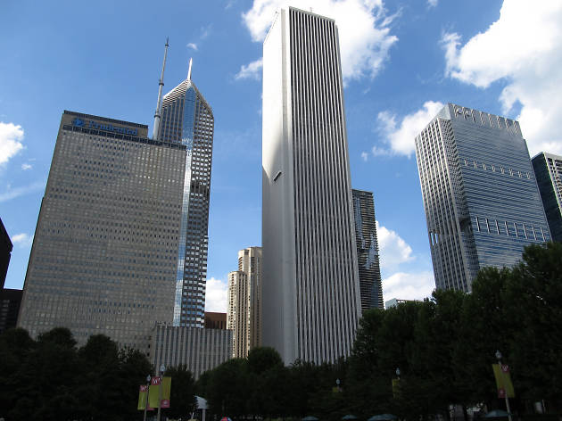 The Aon Center is getting an observatory