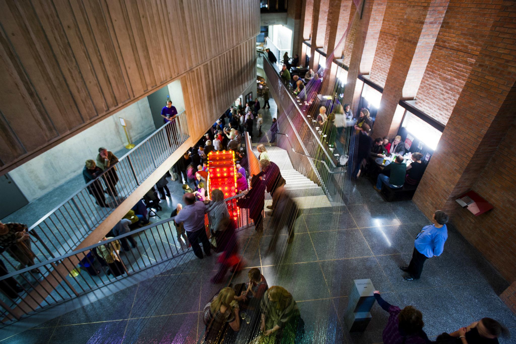 metropolitan arts centre, belfast