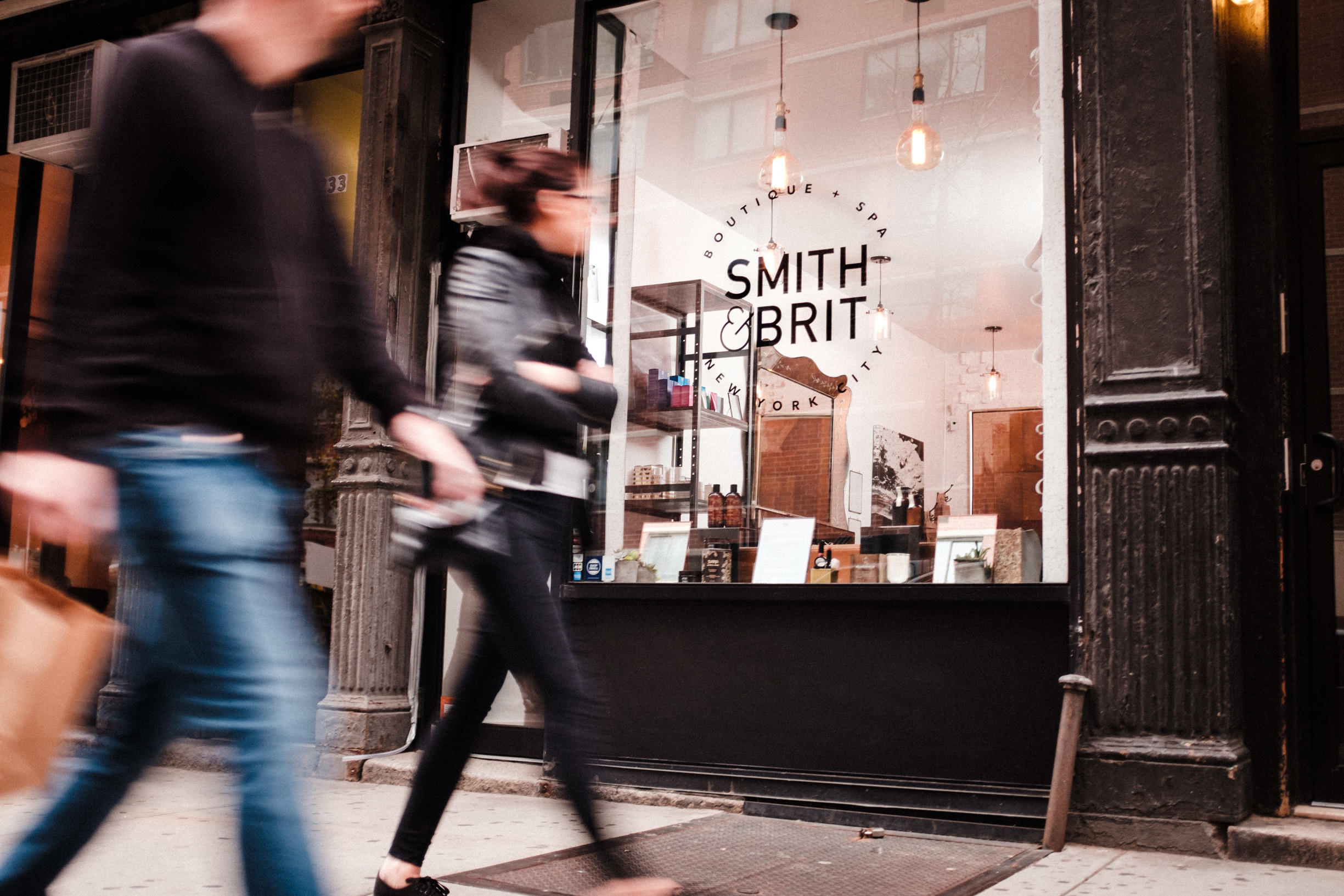 Smith & Brit Boutique and Spa