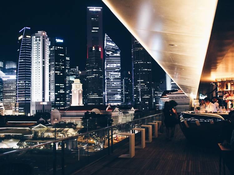 Smoke & Mirrors, Singapore