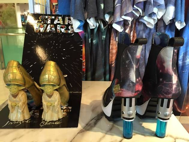 Irregular Choice x Star Wars collection