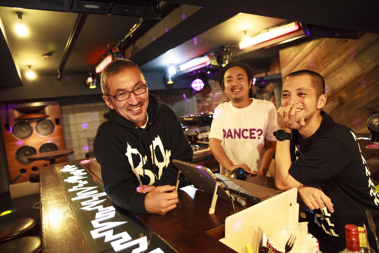 TOKYO MUSIC BOX #3 DJ Bar Bridge
