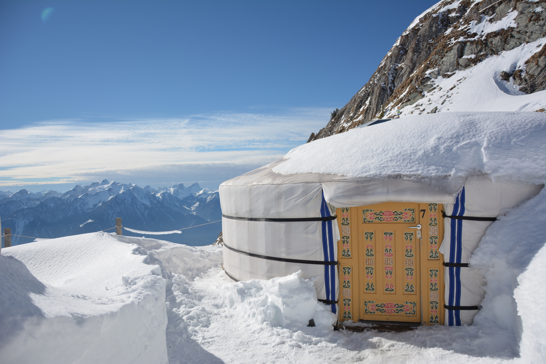 Love Yurt • Montreux