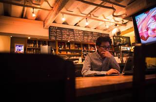 TOKYO MUSIC BOX #1 Time Out Café & Diner