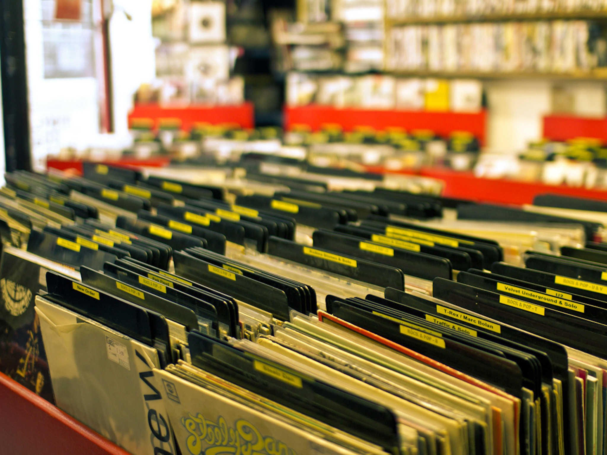 London's best record shops
