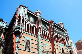 La Casa Vicens de Gaudí obrirà al públic aquesta tardor