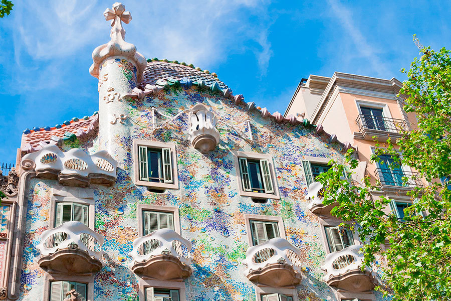 Entrades a 1 euro per visitar la Casa Batlló!