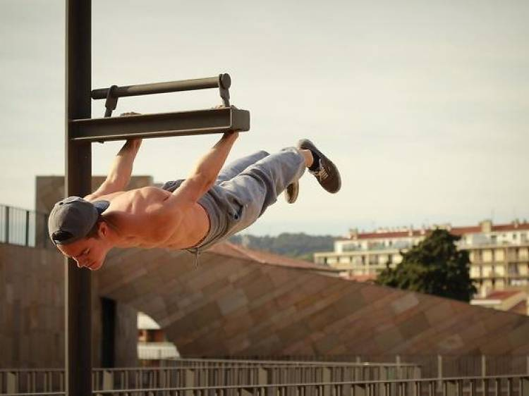Le street workout