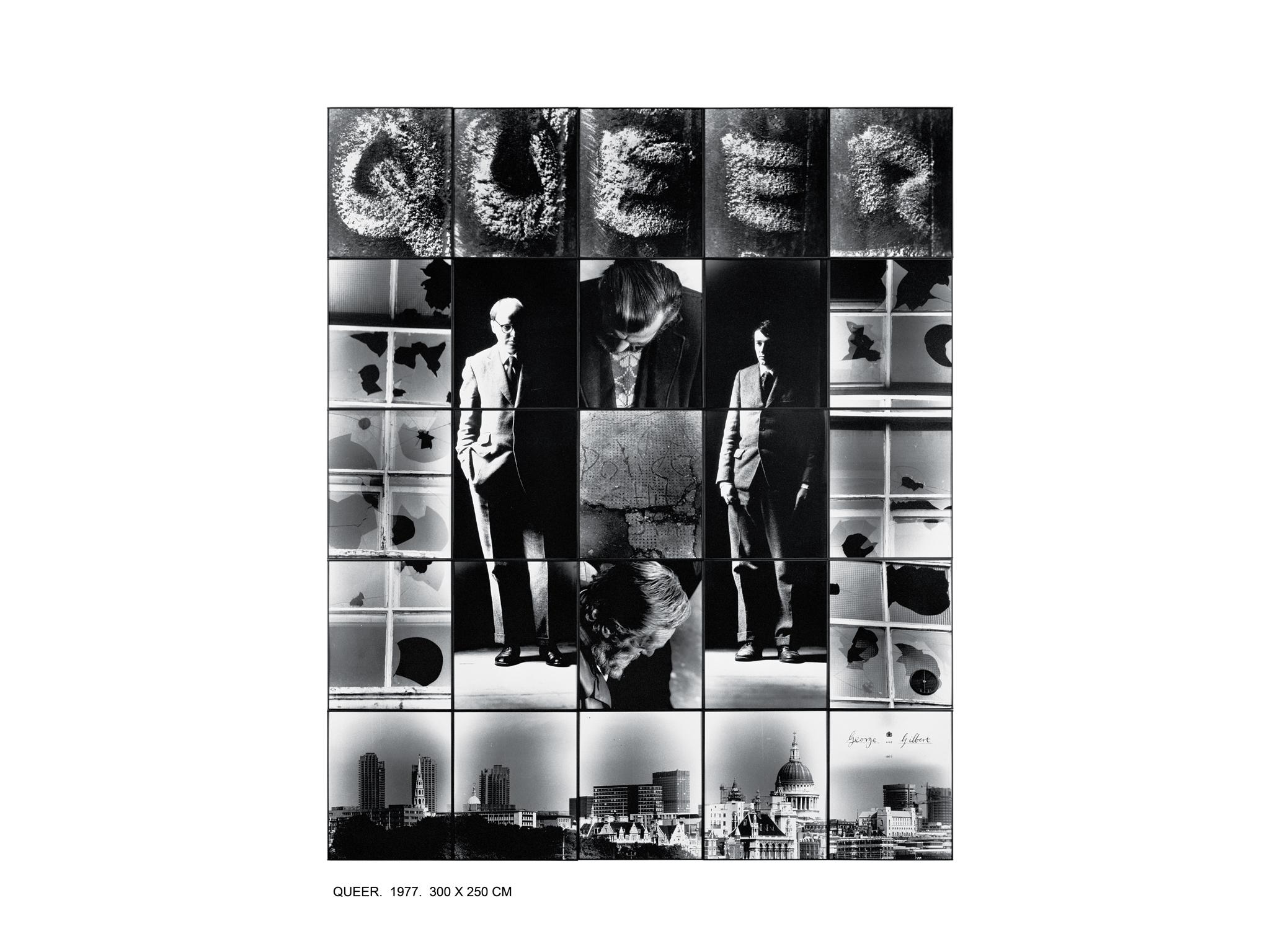 Gilbert & George: Queer