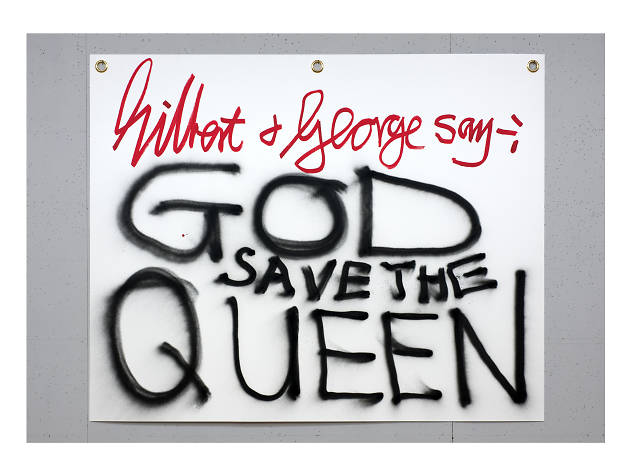 'God Save the Queen' 2015