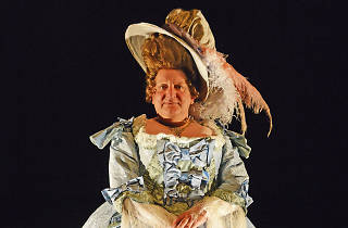 Simon Russell Beale in 'Mr Foote's Other Leg'