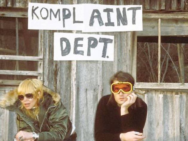 Levitation Chicago: Faust + Royal Trux + more