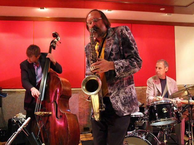 Jazz at Kitano