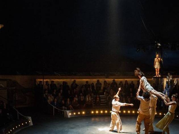 Circ i teatre