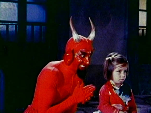 Still from Santa Claus Vs The Devil