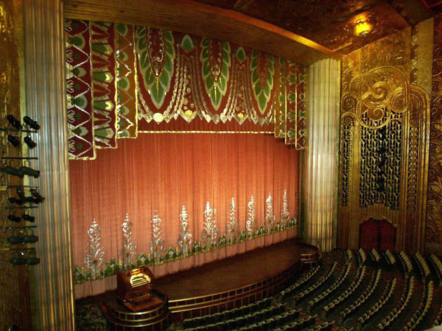 Paramount Theatre Of The Arts Theater In Oakland San Francisco